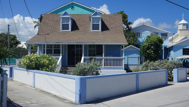 Maranatha Cottage, Green Turtle Cay - Harbour View