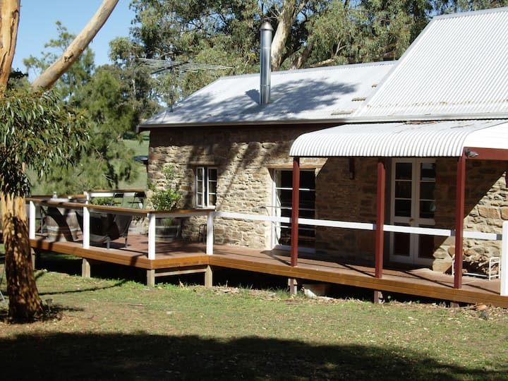 The Stables at 1860 Wine Country Cottages