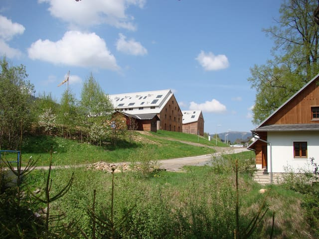 Apartmán Větrný vrch