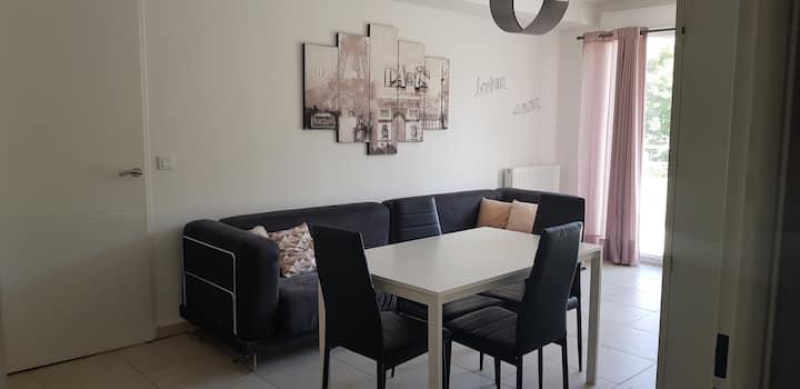 Appartement entier proche Allauch terrasse calme