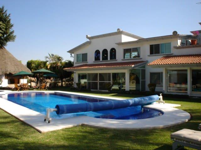 Hermosa casa para vacaciones y fines de semana