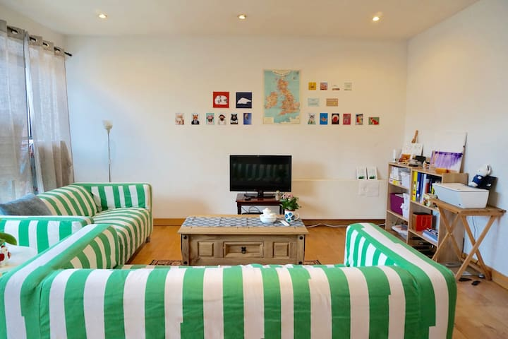 Stylish & comfy city apartment - Glasgow - Apartment