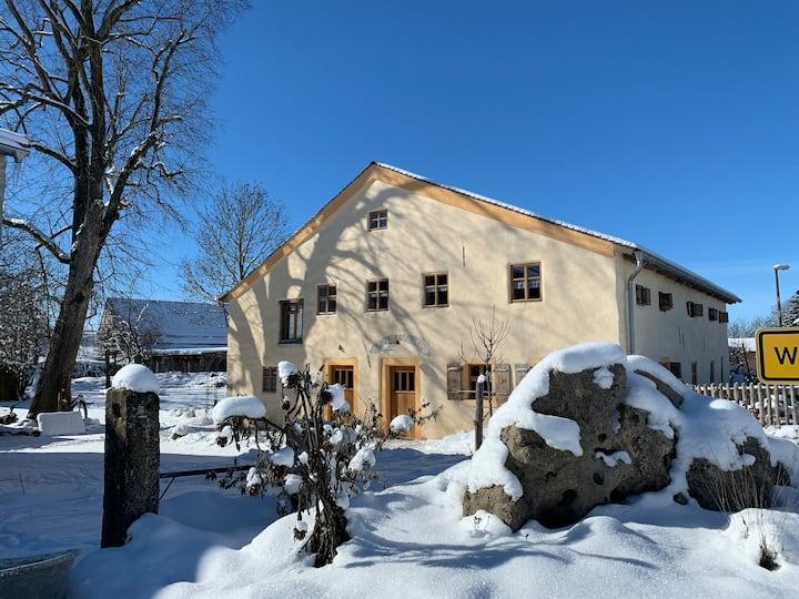 Villa Kunnibunt im Herzen Frankens