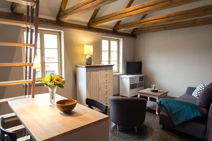 Kleine Häuser mit großem Charme - Kyritz - Huis