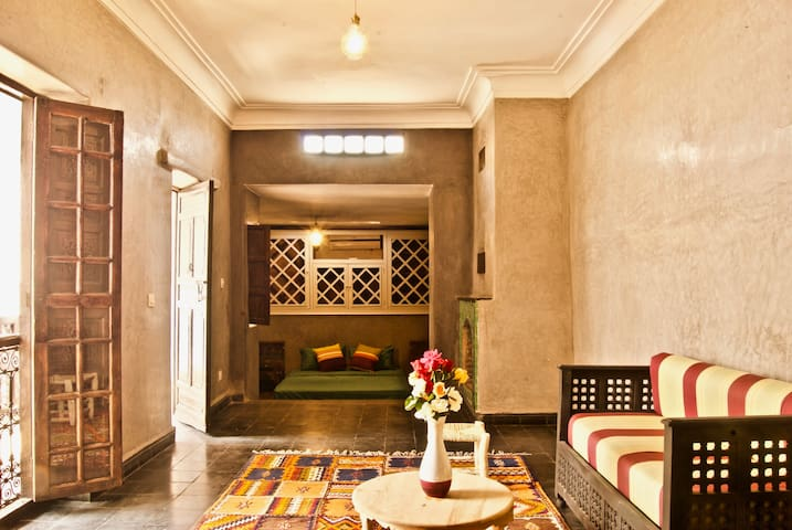 Rockech, rock the kasbah 5 - Marrakech - House