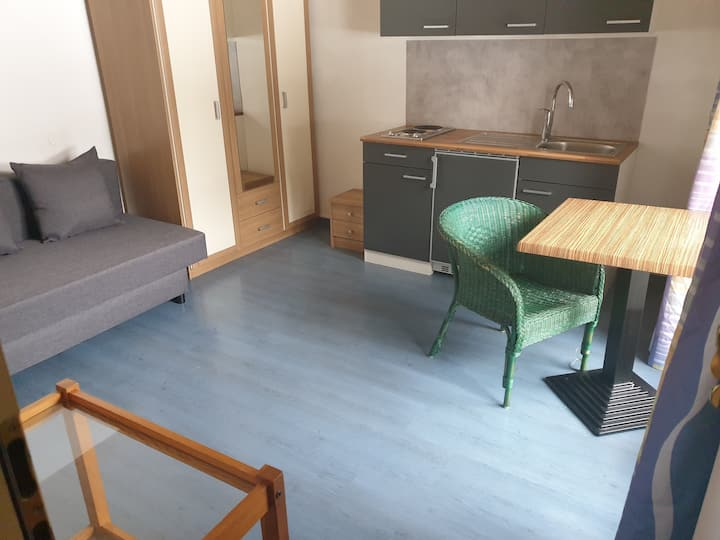 Kleines Studio fuer max. 1-2 Personen