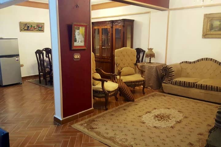 Furnished Apartment Smoha Alexandria Egypt