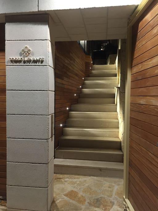 just 100 m from sea-Corso levante Luxury Suites