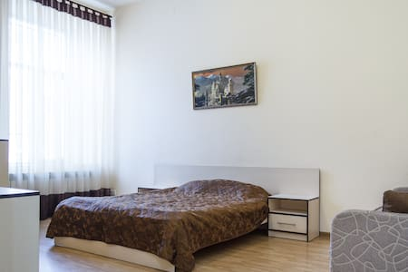 Большая квартира рядом с МкДональдс - Mykolaiv - Lakás