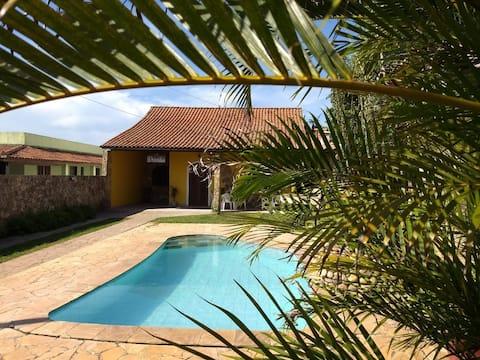 Casa Atafona - Próxima ao Balneário de Atafona