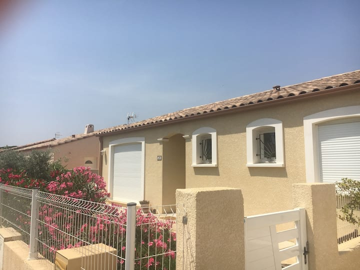 Maison T4 avec PISCINE PRIVÉE à Sallèles d'Aude