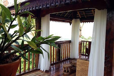 私密的热带雨林花园别墅 - 景洪市 - วิลล่า