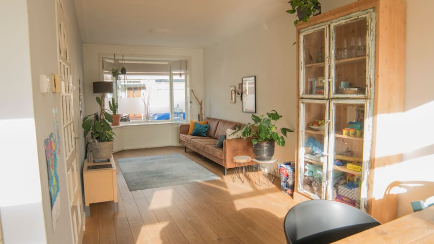 Spacious Family House - Nearby Amsterdam