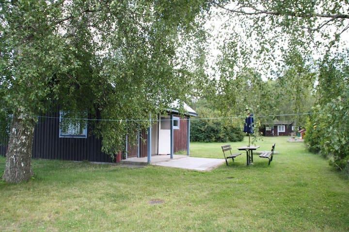 Gotlandstugor, stuga 2 - Visby