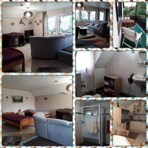 Good situated - Mini-Apartment