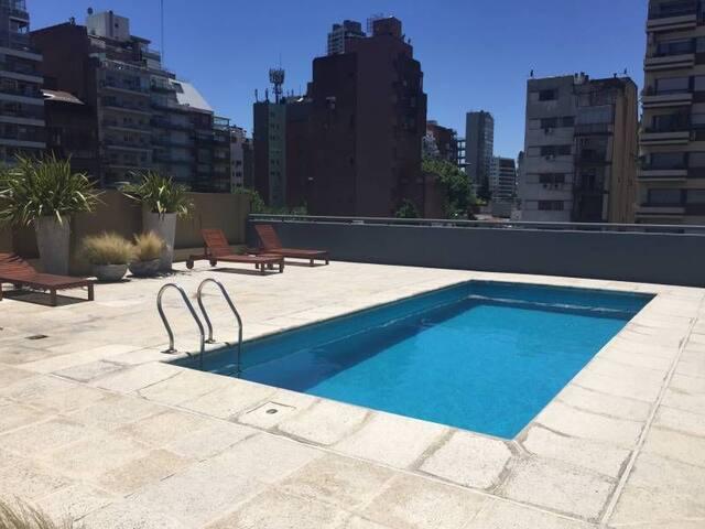 Amplio, cómodo y con gran balcón - Barrio Palermo