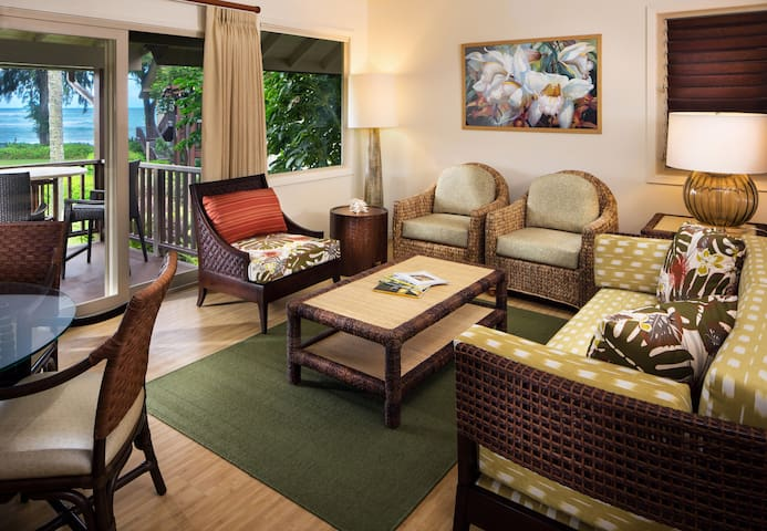 The real Hanalei Colony Resort - Hanalei - Condominio