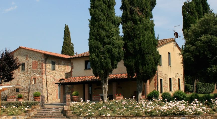 Villetta Cipressi - Gianni's Hamlet - Bucine - Apartment
