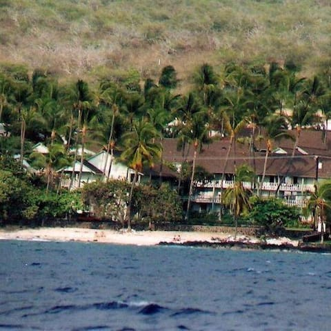 Kona Islander resort-studio