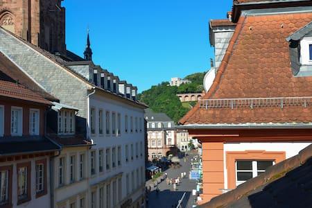 Altstadtwohnung in der Haupstraße