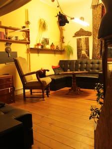gemütliches Zimmer in der östlichen Altstadt - Rostock - Lejlighed