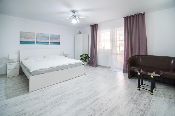 Transylvania Guest House Bellevue Central Room