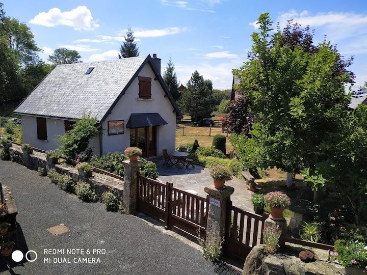 Maison au coeur de l'Auvergne