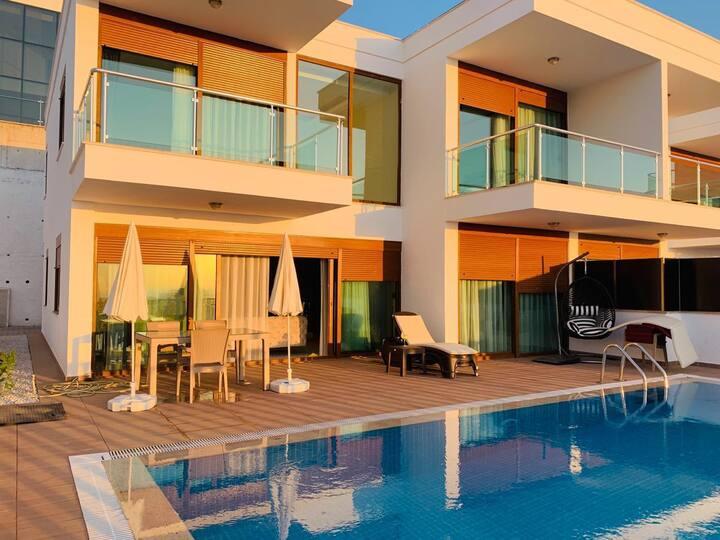 Super modern golf park complex villa 3