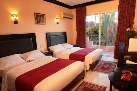 hotel imperial holiday marrakech Chambre double - Marrakech