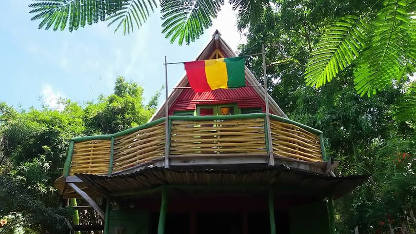 Natural Mystic Cottages Jamaica - Higher Heights - Belmont - Daire