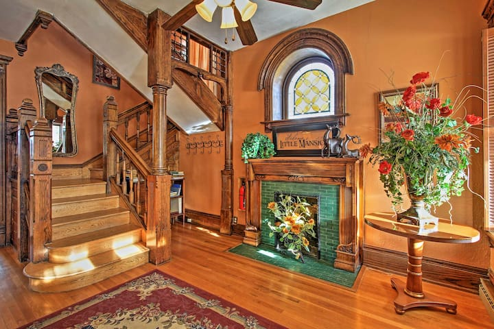Historic Helena Home Mins from DT w/ Mtn. Views!