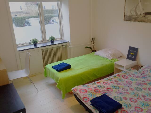 Privileged lighted room close to the center! -  Copenhagen