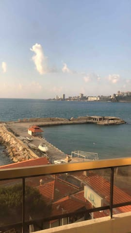 Jounieh Beachfront Apartment Close to Everything!