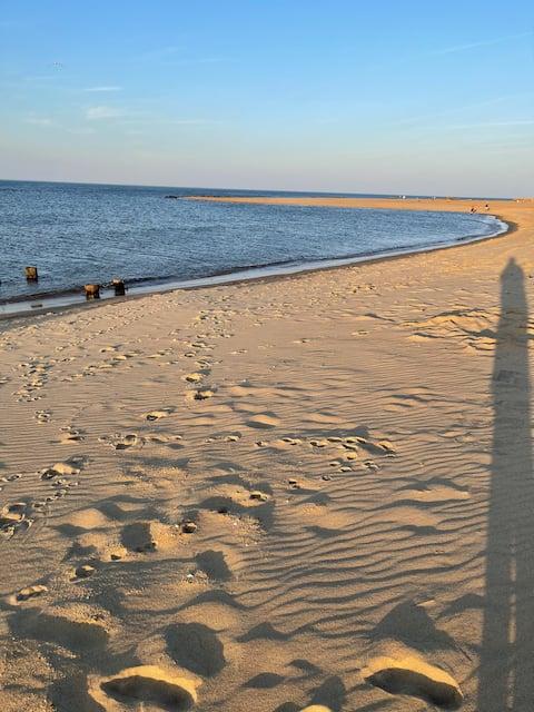 Vilbi Spit Bič studio, kratka šetnja do plaže!