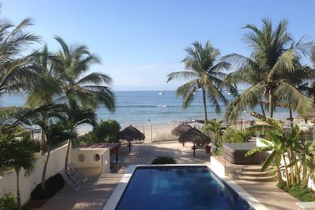 Punta Mita Beachfront condo 2bd/2ba - Condominium