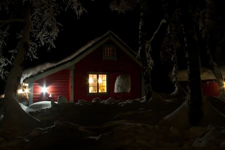 Koselig hytte i Myrkdalen - Vossestrand - Sommerhus/hytte