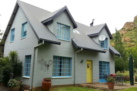 Ambleside Self-Catering Cottage - Clarens - Casa