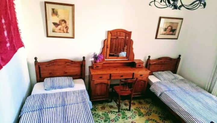 Angel Room in Authentic Maltese House Victoria