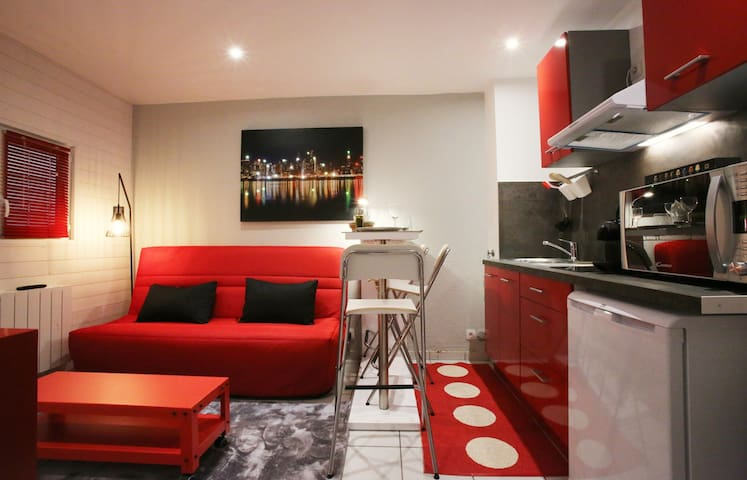 """1 bedroom apartment """"Funny Cook"""""""