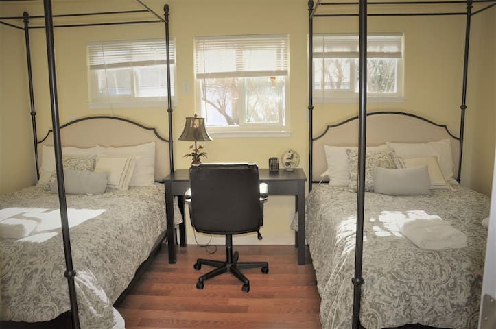 ❤️DownTown Berkeley❤️Private Room❤️Double Bed ❤️