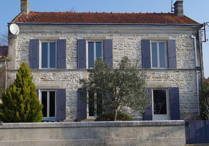 Ressourcez-vous chambre, yoga et massage... - Breuil-la-Réorte - House