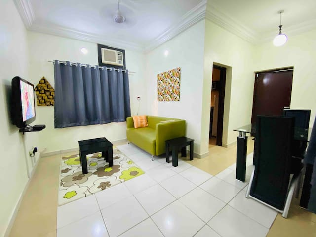 Clean 1 Bedroom Flat +24hours Power at Utako Abuja