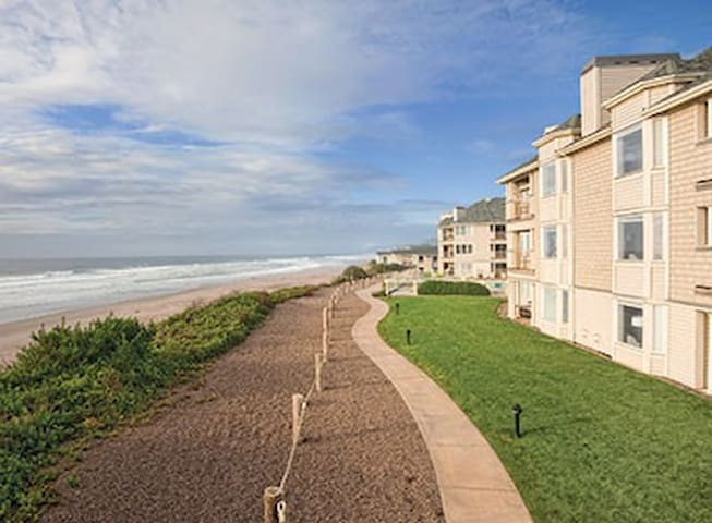 Gleneden, OR, 2 Bedroom #2 - Lincoln Beach - Byt