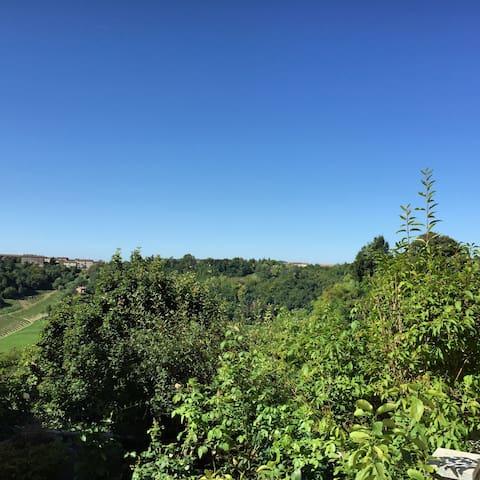 Antica casa Monferrina - Rosignano Monferrato - Huis