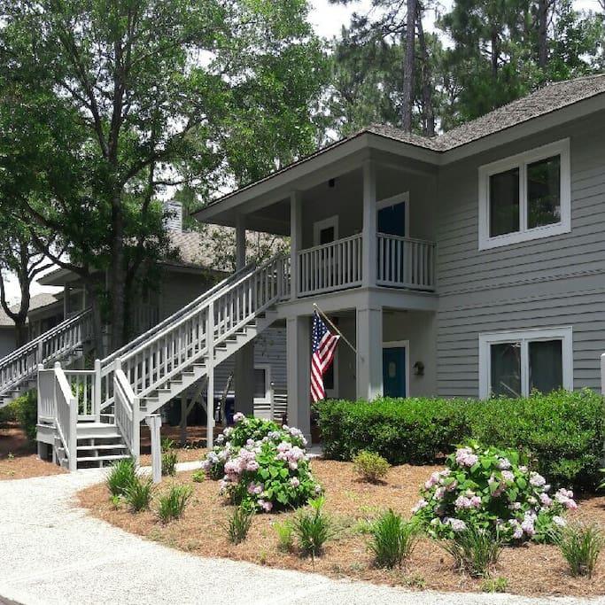 Apartments For Rent In South Carolina: Tidewater Villa, N. Myrtle Beach, Golf & Beach Fun