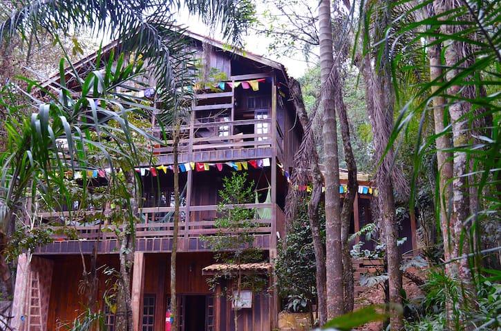 Suíte na Serra da Cantareira - Mairiporã - Treehouse