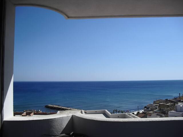 Appartamento vista mare e tempio - Marinella - Huoneisto