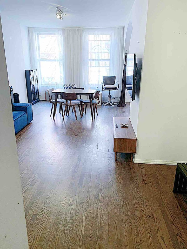 Space & Light One Bedroom in East Village