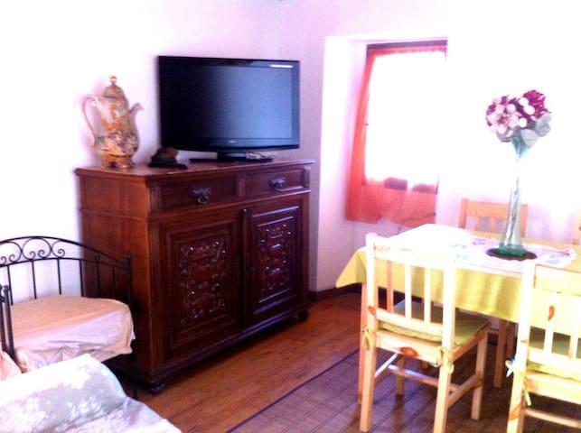 Maison située au centre de la Corse - Altiani - บ้าน