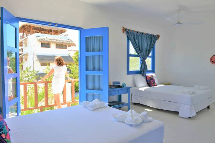 Cozy Room Near The Beach Holbox ~ 3